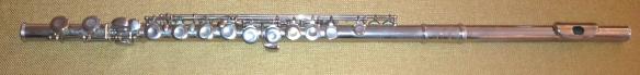 Lynne's flute