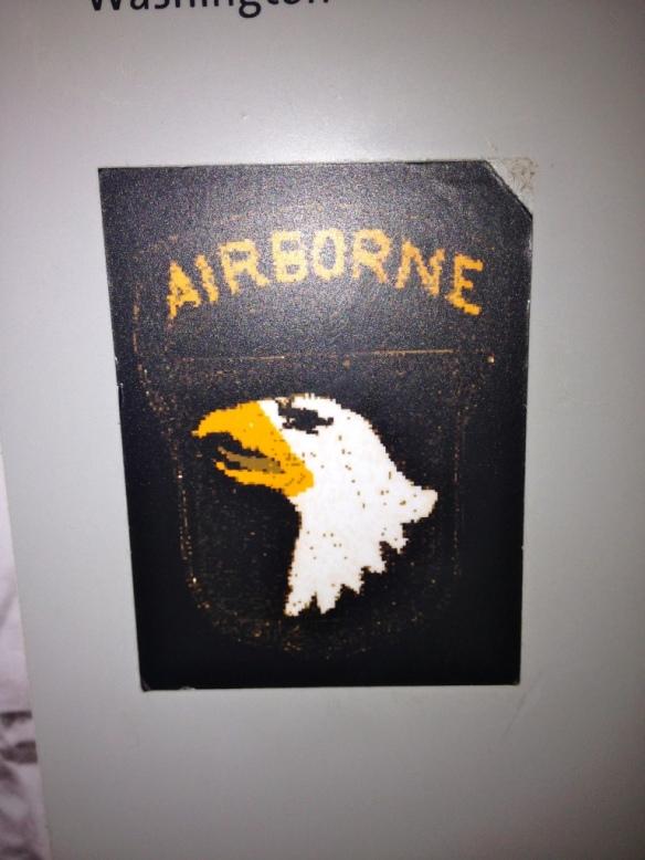 101st Airborne Division.
