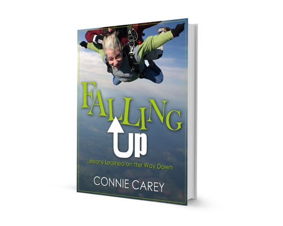 """Falling UP: Lessons Learned on the Way Down"""