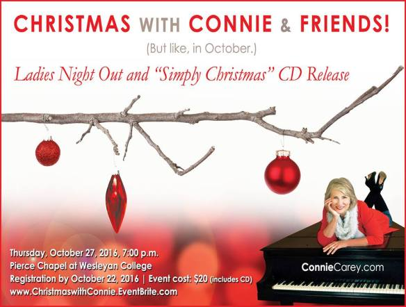 christmas with Connie & Friends